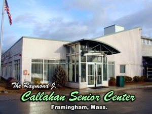(photo) Raymond J. Callahan Senior Center, Framingham, MA