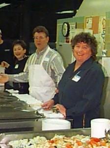 Former Stapelton Elementary School Principal, Caroll Getchell