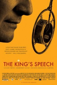 The Kings Speech (2010) movie poster