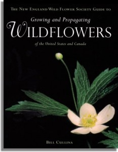 Wildflowers book by William Cullina, (New England Wildflower Society)
