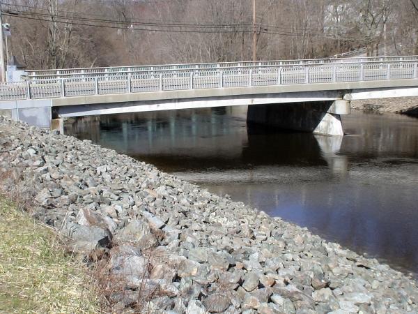 Danforth Street Bridge, Framingham, MA (April 1, 2011)