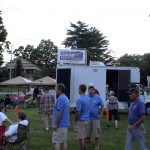 FPAC-TV Mobile Studio and Framigham Park & Rec Staff
