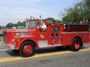 Framingham Fire, Engine 1