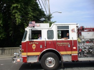 Framingham Fire, Engine 3
