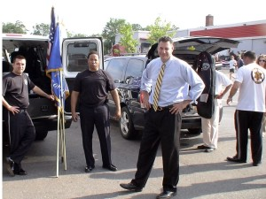 Middlesex County Sheriff Peter Koutoujian