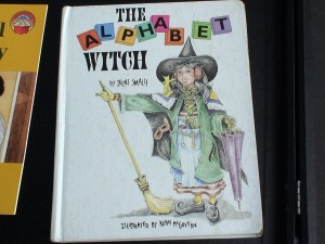 ''The Alphabet Witch'' by Irene Smalls was illustrated by Framingham artist Kevin McGovern.