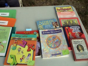 Jewish Family Workshop for kids in grades K-7.