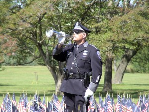 Framingham Police Officer Peter Tessicini