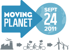 Moving Planet, September 24, 2011