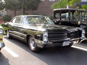 Phil Martel's 1966 Pontiac 2+2