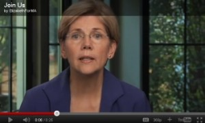Elizabeth Warren on Youtube
