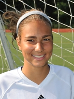 Isabela DeSouza, FSU RAMS Women's Soccer (2011 photo)