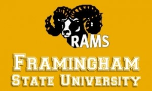 Framingham State University, home of the RAMS!