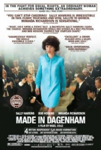 Made in Dagenham, (2010), movie