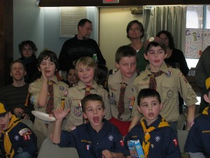 Scout Pack 78, North Framingham, MA