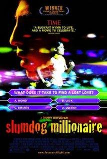 Slumdog Millionaire (movie poster)