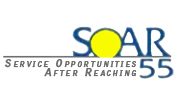 SOAR 55 - Service Opportunities After Reaching 55