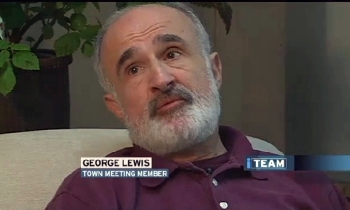George Lewis, Framingham Town Meeting Member claims he was threatend by Foley and banned from obtaining public information from Foley's office.
