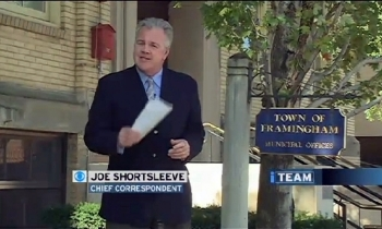 WBZ-TV4 I-Team Investigative Reporter Joe Shortsleeve