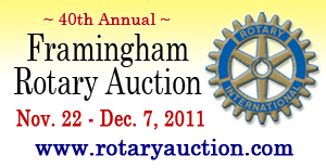 2011 Framingham Rotary Auction
