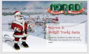 NORAD Track Santa (2011)