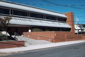 PHOTO: Framingham Public Library (main branch)