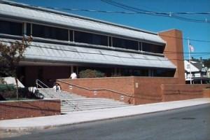 PHOTO: Framingham Public Library (main branch)