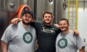 Jack's Abby Brewing (2012) Jack, Eric and Sam Hendler