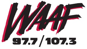 WAAF - Boston Radio 97.7 / 107.3