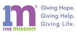 [logo] One Mission - MA Pediatric Cancer Charity
