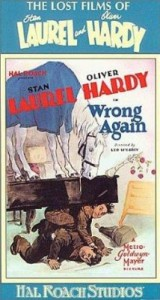 ''Wrong Again'', (1929), Laurel and Hardy