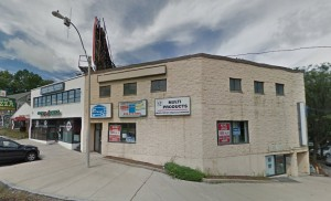 4 Verson Street to be new home to new Community Media Center. (Image obtained from Google Maps StreetView Image archive).