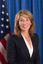 [photo] MA Lt. Governor Karyn Polito, Chair, Community Compact Cabinet