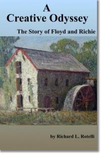[book cover] A Creative Odyssey, (2009), A Creative Odyssey, Framingham, MA