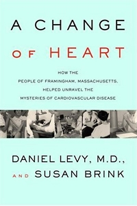 Book Cover: A Change of Heart: Framingham Study, (Levy)