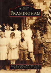 [book cover] Images of America: Framingham