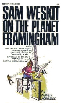 Book Cover: Sam Weskit on the Planet Framingham