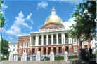 Massachusetts State Capital Building