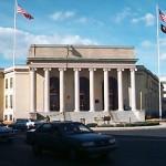 PHOTO: Framingham, MA, Town Hall / Memorial Building