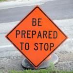Framingham Traffic, Be Prepared to Stop