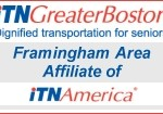 ITNGreaterBoston - Dignified Transportation for Seniors serves Framingham, MA
