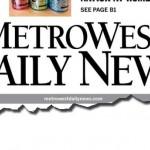 MetroWest Daily News Texas Masthead