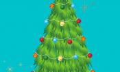 christmas tree, clip art