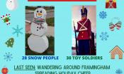 Framingham Toy Soldier Scavenger Hunt (2020)