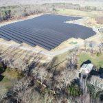 [photo] Ameresco - R.I. Airport Solar Installation