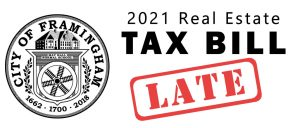 2021 Framingham R.E. Tax Bill Info