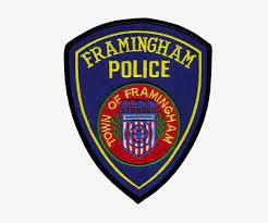 framingham police patch